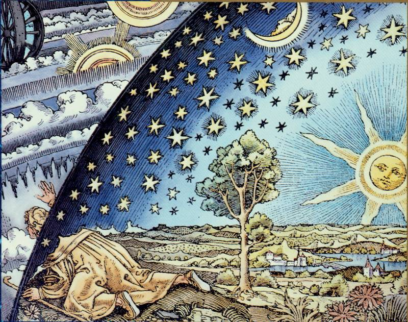 Удивление бесконечностью познания
