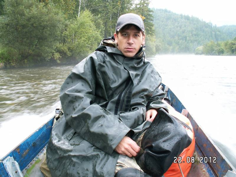 В предвкушении Тенкара рыбалки