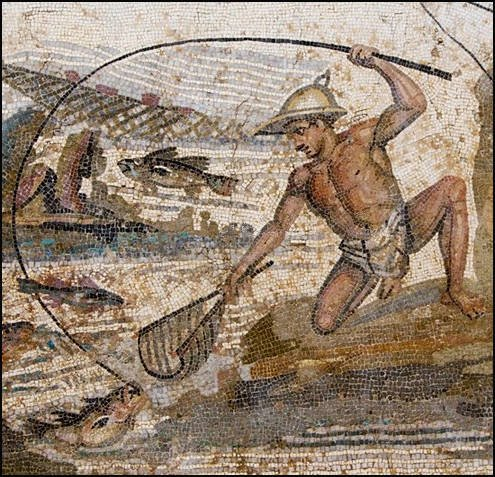 История рыбалки